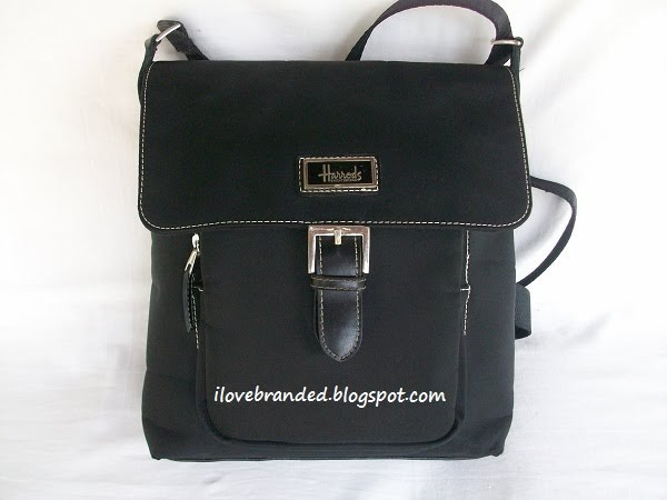 I Love Branded: Harrods Sling Bag (SOLD)