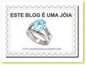 Prêmio - Este blog é uma jóia