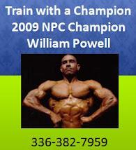 William Powell Trains Ragsdale Stars!