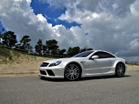 RENNtech Mercedes SL65 Black Series