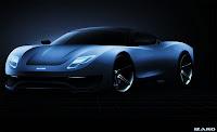 Izaro GTE Electric Supercar 2