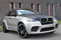 BMW X6 by Enco Exclusive 1