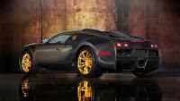 Mansory Bugatti Veyron Linea Vincero d'Oro 1