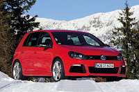 2010 Volkswagen Golf R Red KESS 1
