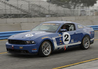 2012 Ford Mustang Boss 302 8