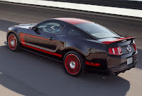 2012 Ford Mustang Boss 302 27