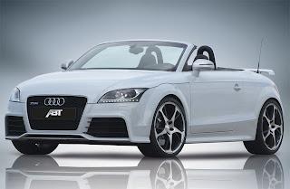 Audi TT RS by ABT Sportsline