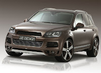 2011 Volkswagen Touareg by JE DESIGN 1
