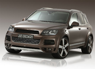 2011 Volkswagen Touareg by JE DESIGN