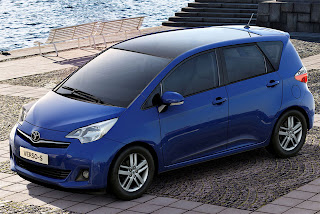 Toyota Verso S MPV