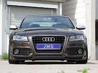 Audi A5 Cabrio by JMS