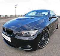 BMW 335i Black Scorpion by MR Car Design 2