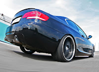 BMW 335i Black Scorpion by MR Car Design 7