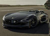 Peugeot EX1 Concept Car 2