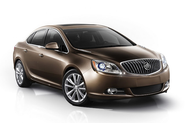 2012 Buick Verano Luxury Sedan