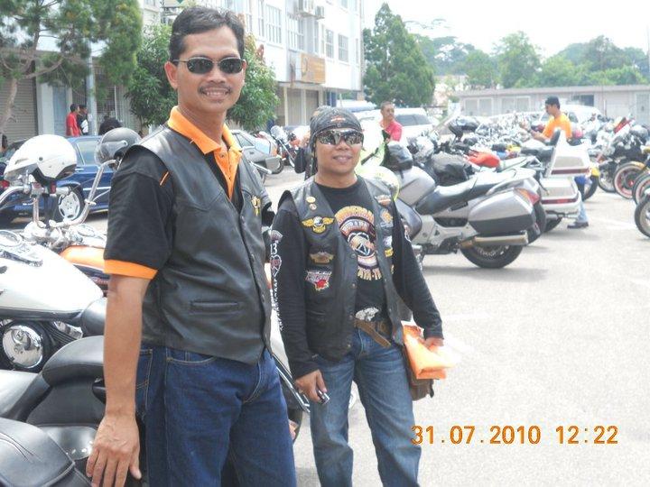 Pahang Temerloh Bike Gathering 31HB Ogos 2010