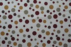 stucco polka dot