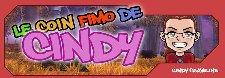 Le coin fimo de Cindy