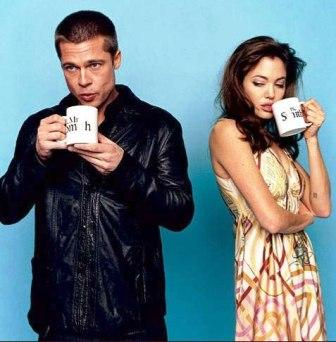 Brad Pitt on Famous Stars  Angelina Jolie And Brad Pitt Latest Pictures