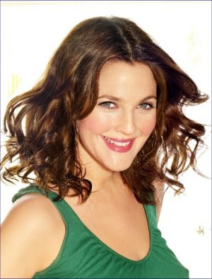 Drew Barrymore Hair Styles