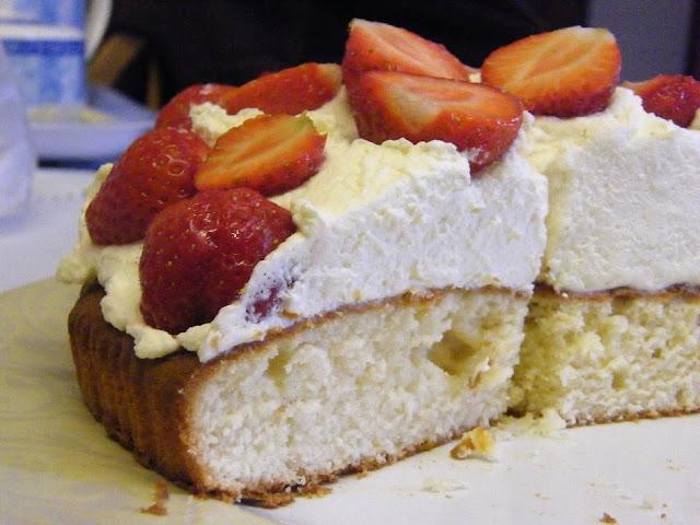 Sponge Cake Recipe For Lb Loaf Tin