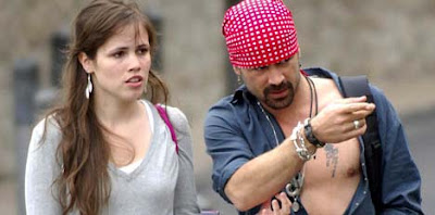 Colin Farrell Involved in Love Triangle Tragedy: lover's ex commits suicide