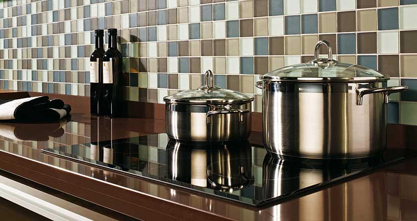 Cocina moderna azulejos casa haus decoraci n - Revestimientos para cocinas modernas ...
