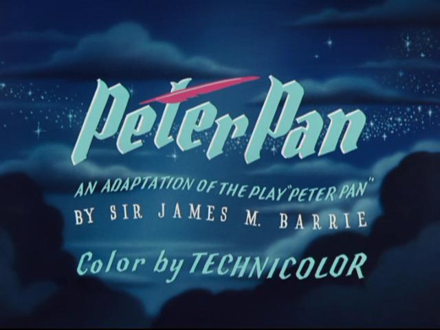 Peter Pan e A Terra do Nunca!!!