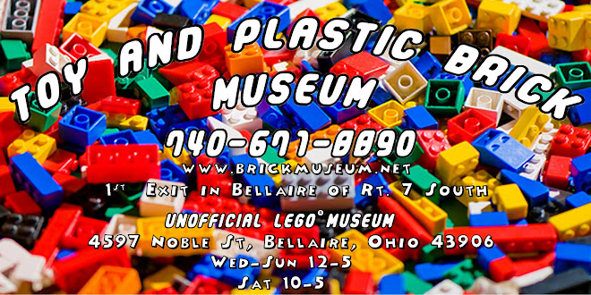 """Unofficial LEGO(r) Museum of Bellaire, Ohio"""