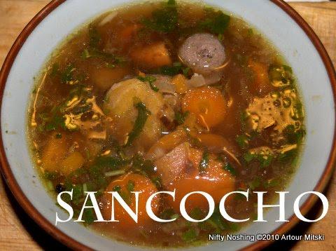 Colombian Sancocho