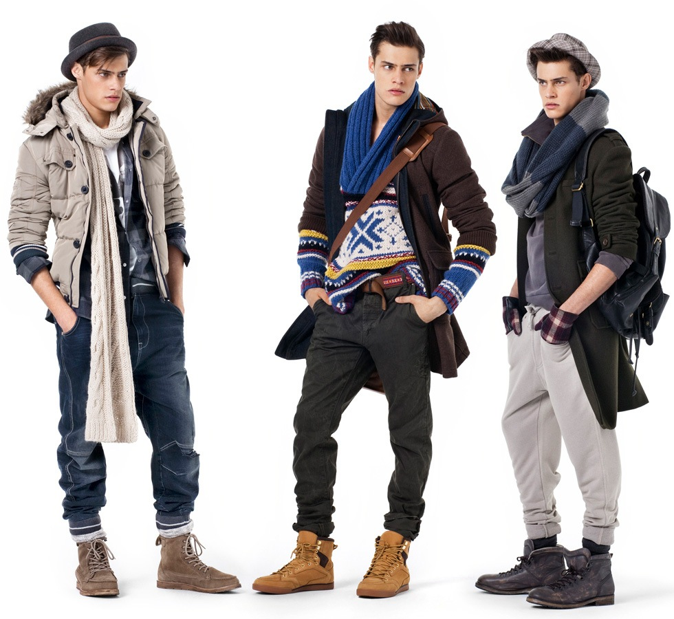 Mens Fashion New Era Fashion Zara Aw 2010 For Men