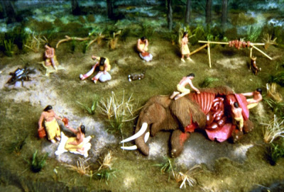 Indian Dioramas http://ohiohistory.wordpress.com/2009/01/27/old-questions-new-science-a-public-symposium/