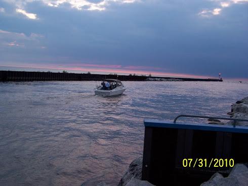 Fishing Tournament July 31, 2010