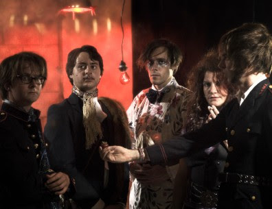 Of Montreal Promo Shot