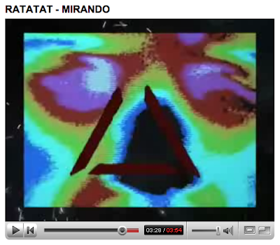 Mirando By Ratatat On YouTube