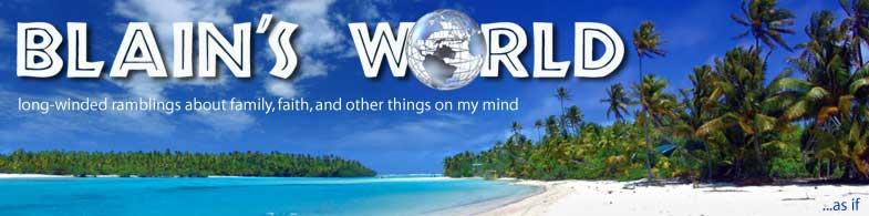Blain's World