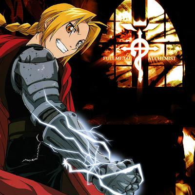 Rika's Anime Blog: Fullmetal Alchemist - main characters