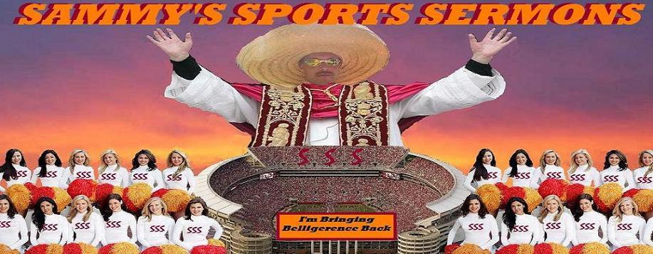 Sammy's Sports Sermons