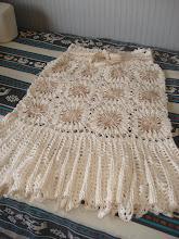 saia em crochet