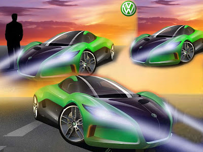 It Is A Luxury Supercar, It Will Only Be Built In A Limited Number Of 200  Units. It Was Designed To Be Able To Cruise Around In The Year 2020.  Volkswagen ...