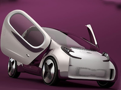 2010 Kia Pop Concept. POP Concept Kia Electric