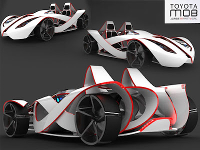 Toyota Sports Cars Concept Mob