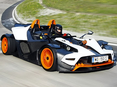 The First Ever Small Series Manufactured And Street Legal Logated Car With A Carbon Fibre