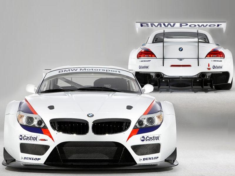 BMW Sports Cars Z4 GT3 - BMW Sport Car
