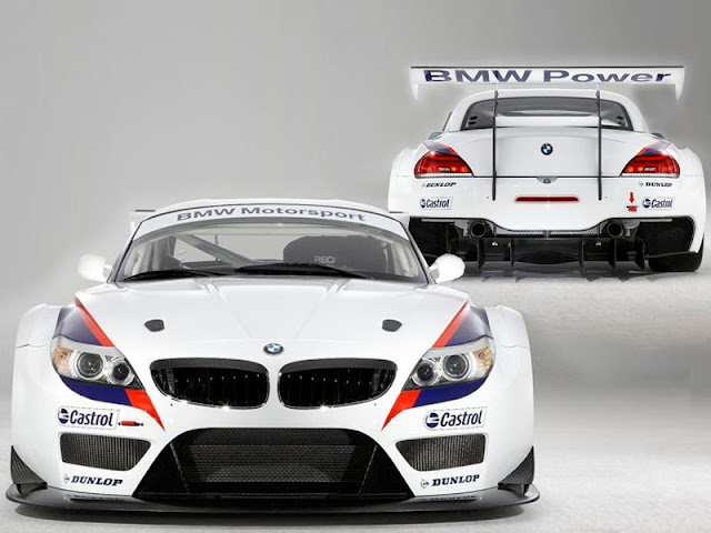 New Car Concept | Modification Cars: 2010 BMW Z4 GT3 Sports Cars