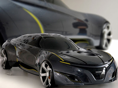 Saab Sports Sedan Concept By Youngho Jong Design For 2025