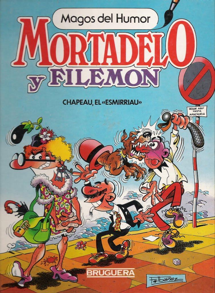 El Señor Todoquisque - Mortadelo y Filemón