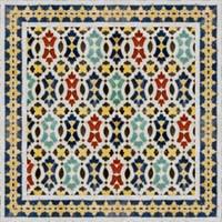 Kitchen Backsplash Tiles: Moroccan Tile, Moorish Tile, Mediterranean Tile,  Spanish Tile