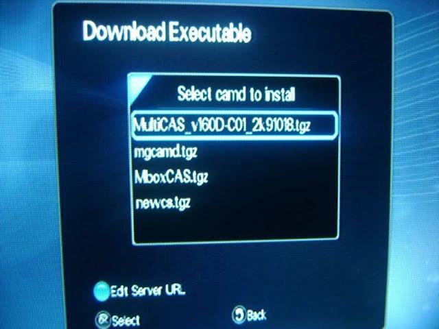 -021 Como configurar CS no Azbox Elite via Mbox.