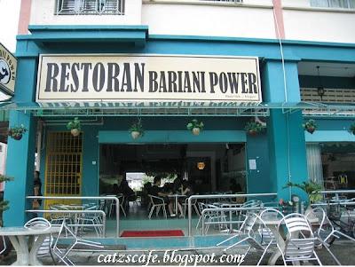 Asal usul ngaran sesuatu tempat Restoran+Bariani+batu+pahat